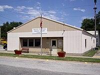 Walton City Hall in Walton, Kansas.jpg