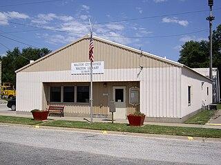 Walton, Kansas City in Kansas, United States
