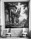 wandschildering in de salon - heemstede - 20104699 - rce