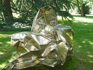 Viersen sculpture collection -  Wang Du: China Daily