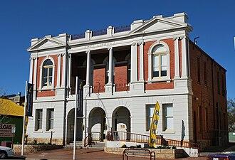 Wangaratta - Wangaratta Library