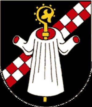 Herrenalb Abbey - Image: Wappen Bad Herrenalb