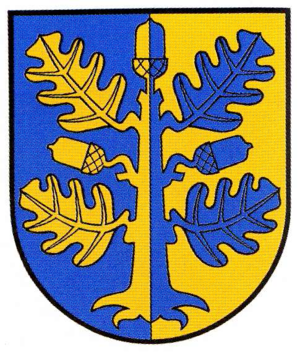 Bahrdorf - Image: Wappen Bahrdorf