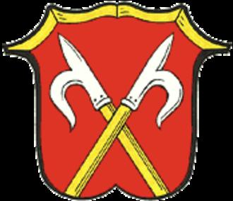 Neubeuern - Image: Wappen Neubeuern