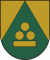 Mother's coat of arms