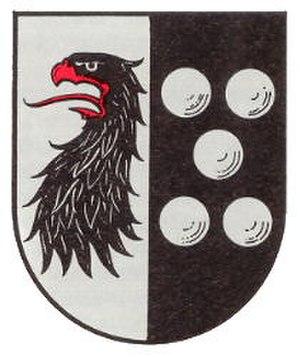 Oberarnbach - Image: Wappen oberarnbach