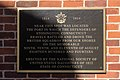 War of 1812 plaque in Stonington, Connecticut.jpg