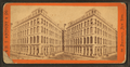 Warehouses. cor. Sharp and German Sts, from Robert N. Dennis collection of stereoscopic views 3.png