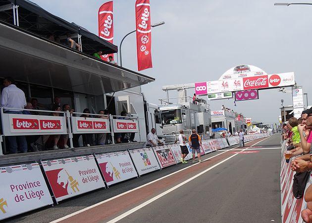Waremme - Tour de Wallonie, étape 4, 29 juillet 2014, arrivée (B22).JPG