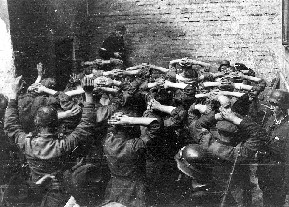 Warsaw Uprising by Lokajski - PASTa POWs - 4001