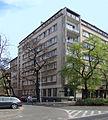 Warszawa Al Niepodległości 130 arch Lucjan Korngold 2.jpg