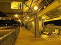 Warwick station bus level night.jpg