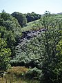Waste tip Aberdunant Slate Mine - geograph.org.uk - 631807.jpg