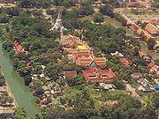 Wat im Osten der Stadt