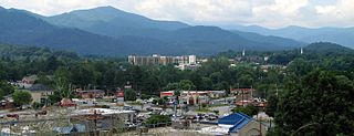 Waynesville, North Carolina Town in North Carolina, United States