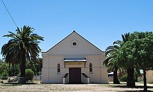 Church of Christ at Wedderburn, Victoria