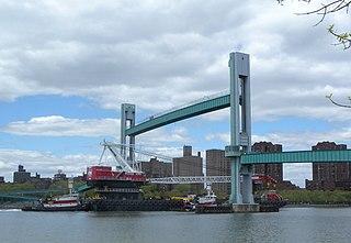 Wards Island Bridge bridge in Manhattan, New York