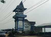 Welcome Gate To Parapat, Girsang Sipangan Bolon, Simalungun (1).JPG