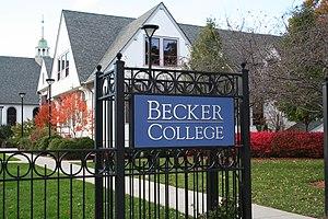 Becker College - Becker College, Worcester Campus Quad