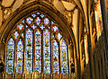 Wells Cathedral HDR photo (2264401553) Golden window crop.jpg