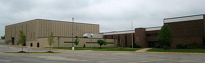 timberland gymnasium wentzville