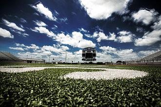 Weslaco High School - Bobby Lackey Field