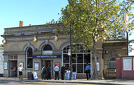 Station West Brompton