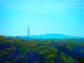 West Blue Mound Southern Wisconsin's Highest Point from Cross Plains - panoramio.jpg
