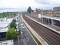 West Coast Main Line passes through platforms 1 and 2 - geograph.org.uk - 3004222.jpg