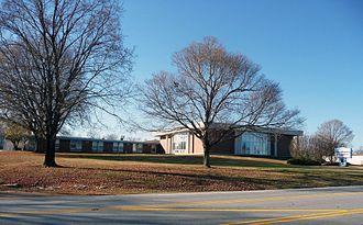 Rowan-Salisbury School System - West Rowan High School