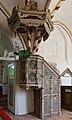 Westenbrügge Kirche Kanzel2.jpg