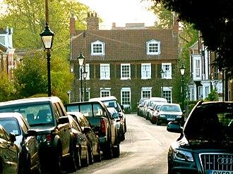 Beverley - Westwood Road