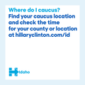 Where do I caucus (Hillary for Idaho).png