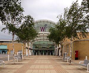 White Rose Centre - One White Rose Centre Entrance