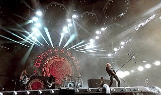 Whitesnake British hard rock band