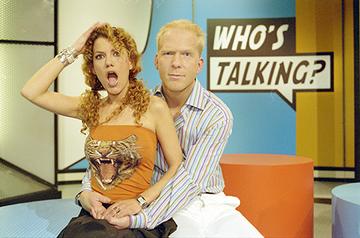Who's talking - Tatum Dagelet & Danny Rook 3