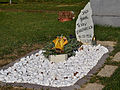 Wiener Zentralfriedhof - Gruppe 40 - Grab von Teddy Ehrenreich.jpg