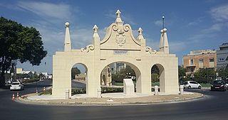 Fleur-de-Lys, Malta Administrative committee in Central Region, Malta