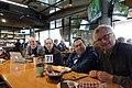 WikiClubWest meetup at Shoe.jpg