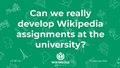Wikipedia and education - CeUL 22 2 -21.pdf