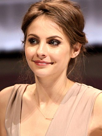 Willa Holland - Willa Holland speaking at the 2013 WonderCon at the Anaheim Convention Center in Anaheim, California.