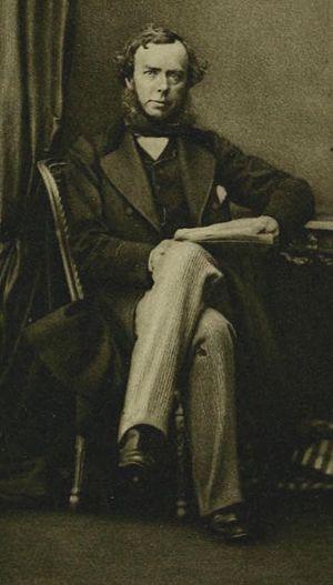 William Henry Wills (journalist) - William Henry Wills in about 1862