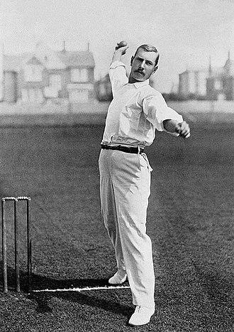 Bill Lockwood (cricketer) - Bill Lockwood
