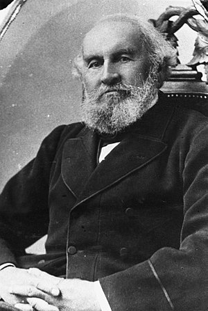 William Montgomery (New Zealand politician) - William Montgomery in ca 1876