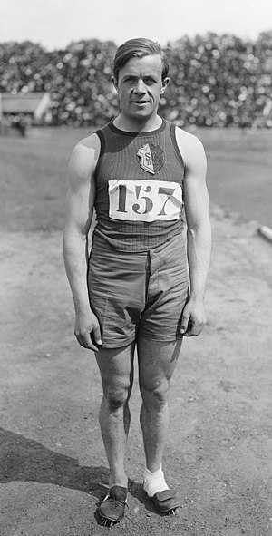 William Petersson - William Petersson in 1921