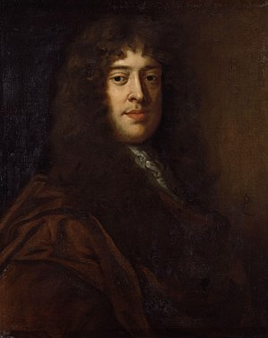 William Wycherley - William Wycherley by Sir Peter Lely in 1675.