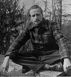 Willy Kyrklund omkring 1960