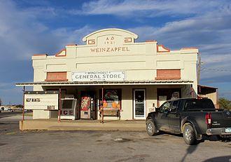 Windthorst, Texas - Windthorst General Store, established c. 1921