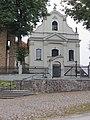 Winna Góra, kościół św. Michała Archanioła, widok od pd. (2).JPG