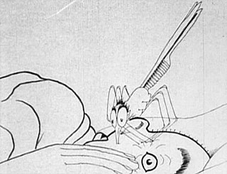 <i>How a Mosquito Operates</i> 1912 film